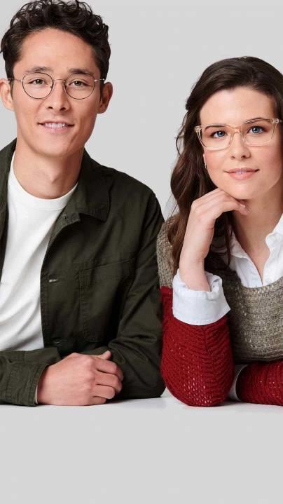 Omni Pixel Eyewear: Designer Computer Glasses