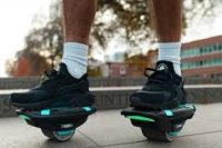 ZUUM Shoes: Hover Shoes Offer New Way to Get Around