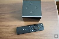 Amazon drops the Fire TV Cube to its best-ever price