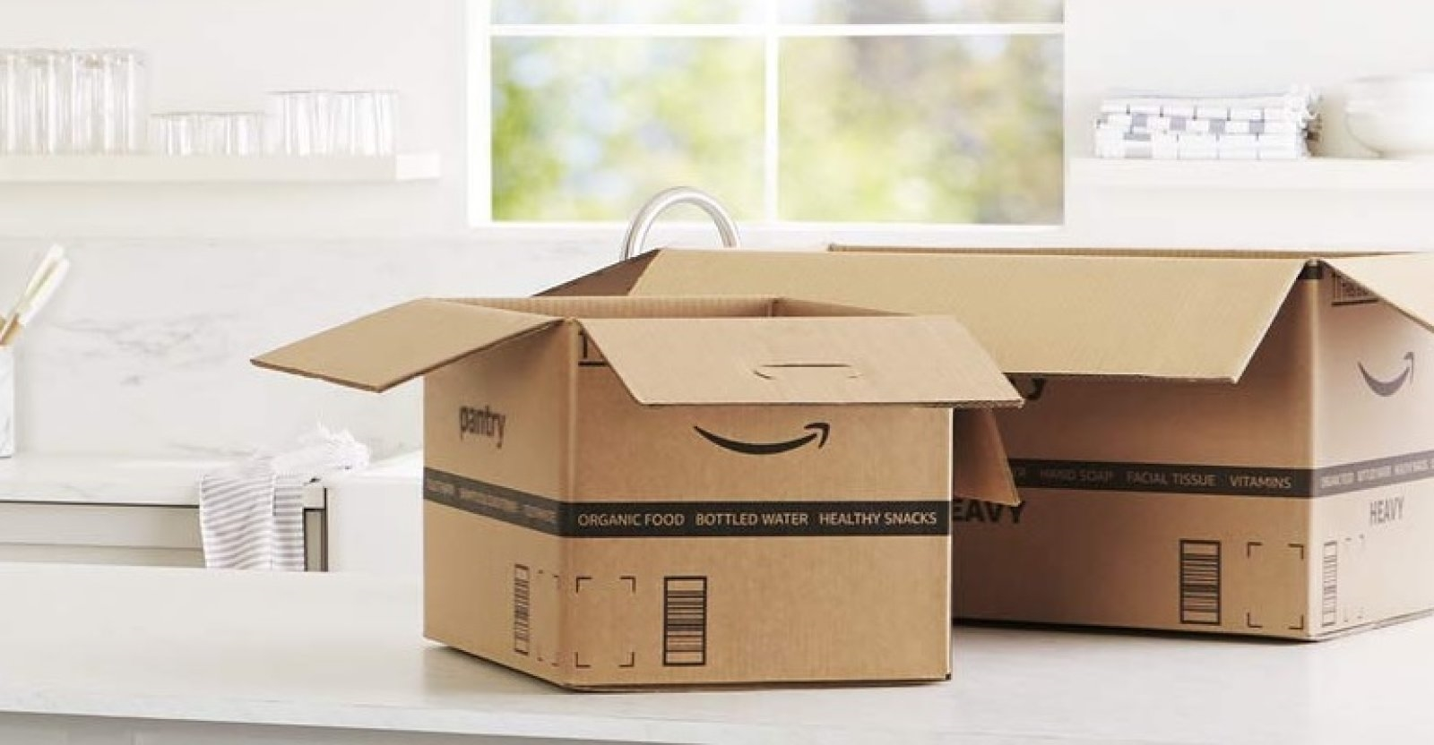 Amazon suspends Prime Pantry to handle its backlog of orders | DeviceDaily.com
