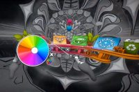 Color Space is a VR coloring book to help you relax