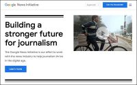 Google News Initiative's Innovation Challenge Aims To Boost Diversity
