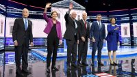 How to watch the Democratic debate on CBS live for free without cable