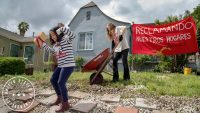 In protest and for personal survival, homeless moms seize houses amid coronavirus crisis