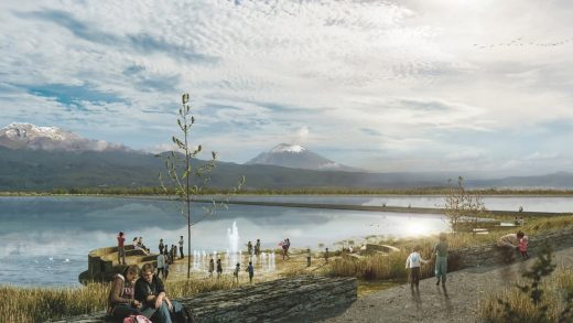 Instead of a new airport, Mexico might build one of the world's largest urban parks