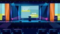 Lights out on your events, now what?