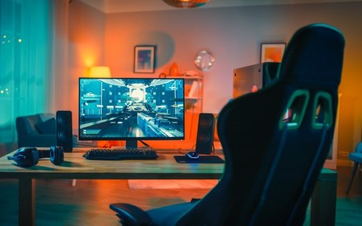 Logitech and Herman Miller team up to design ergonomic gaming furniture