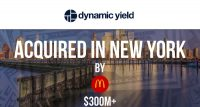 McDonald's-Owned Dynamic Yield Bridges Online And Offline Purchase Data