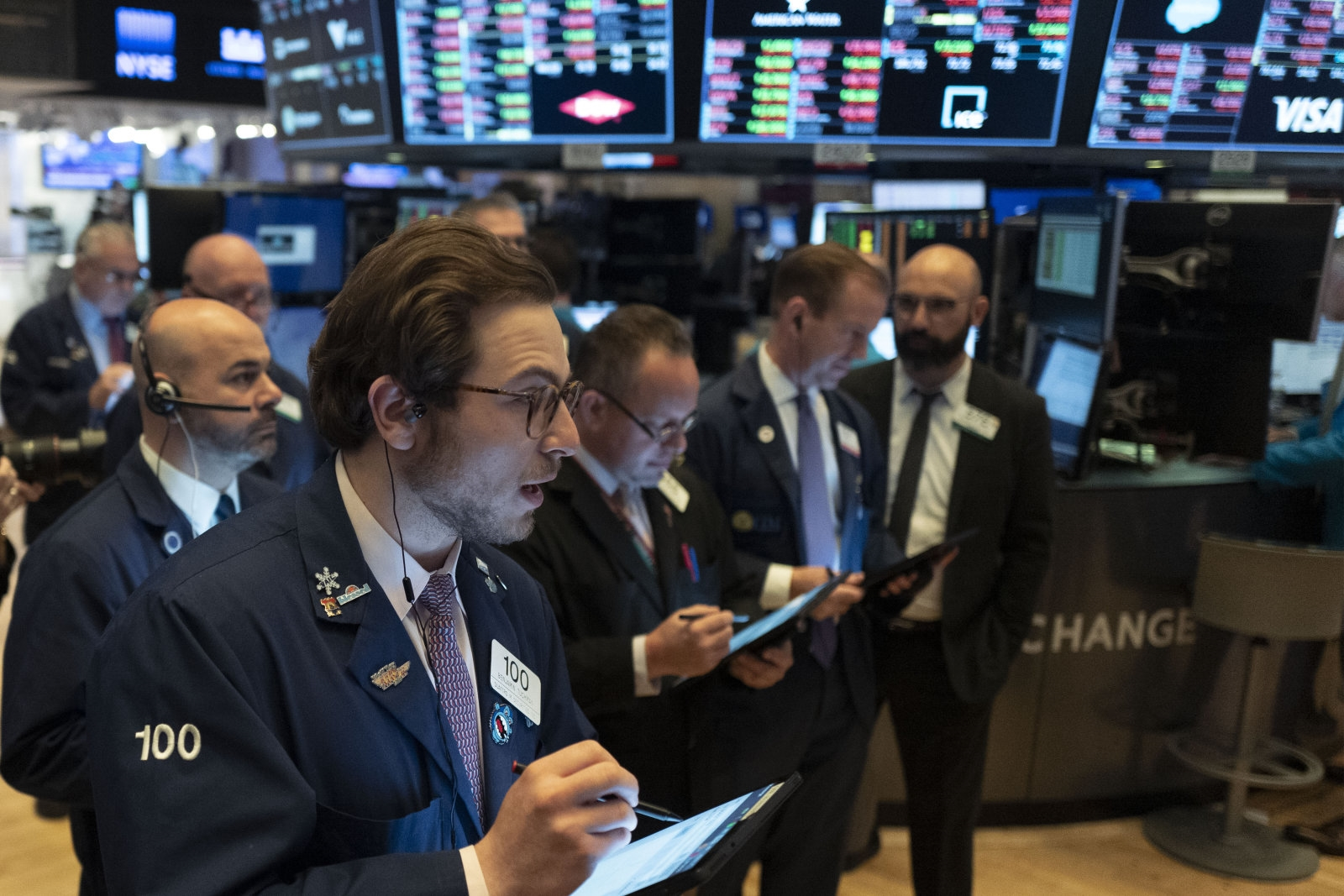 NYSE will temporarily move to all-electronic stock trading   DeviceDaily.com