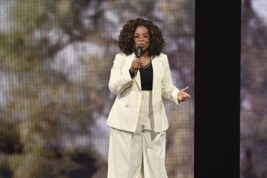 Oprah debuts free Apple TV+ series discussing COVID-19