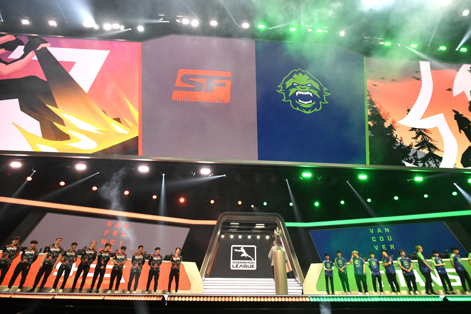 Overwatch League cancels all homestand matches through April | DeviceDaily.com