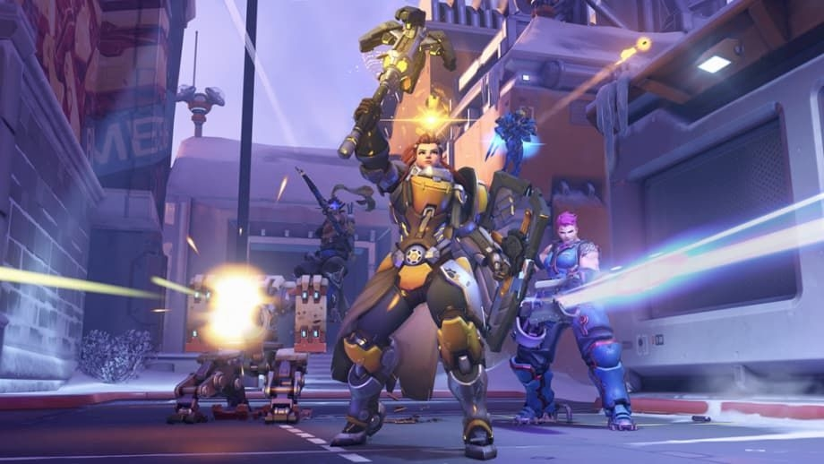 Overwatch League sets its new online-only schedule for spring | DeviceDaily.com