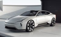 Polestar's latest concept EV is designed for sustainability