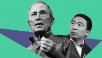 Report: Bloomberg reached out to Yang to be his VP