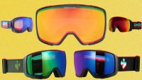 These are hands-down the best ski and snowboard goggles