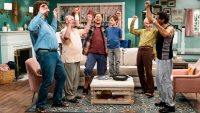 Tim & Eric try their strangest format yet, the multi-cam sitcom, with 'Beef House'