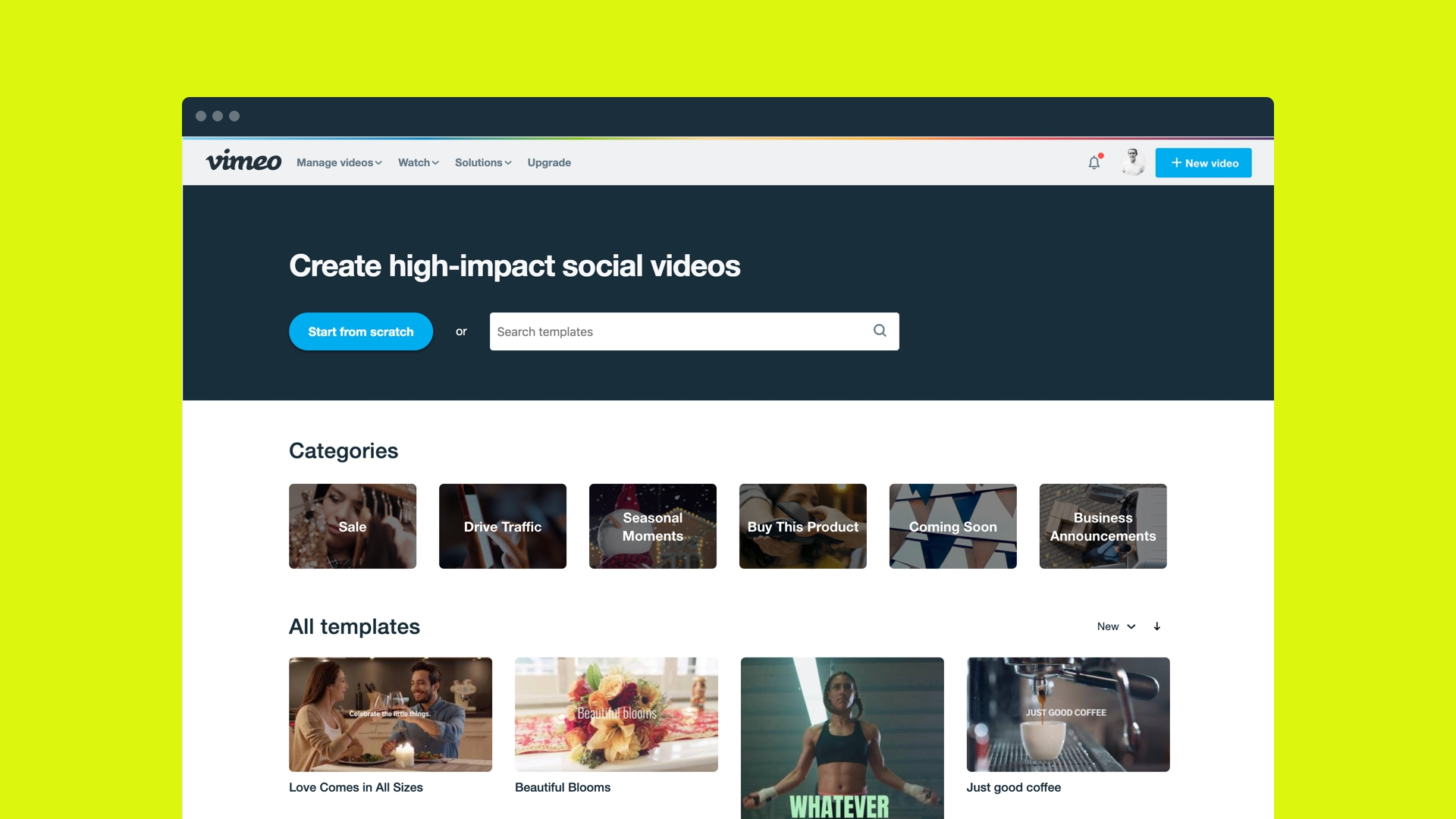 Vimeo Create launches to give SMBs access to video marketing tools | DeviceDaily.com