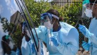 Why drive-through testing is such an important tool in the coronavirus fight