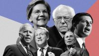 Why the Democratic debate sounded like a WWE match