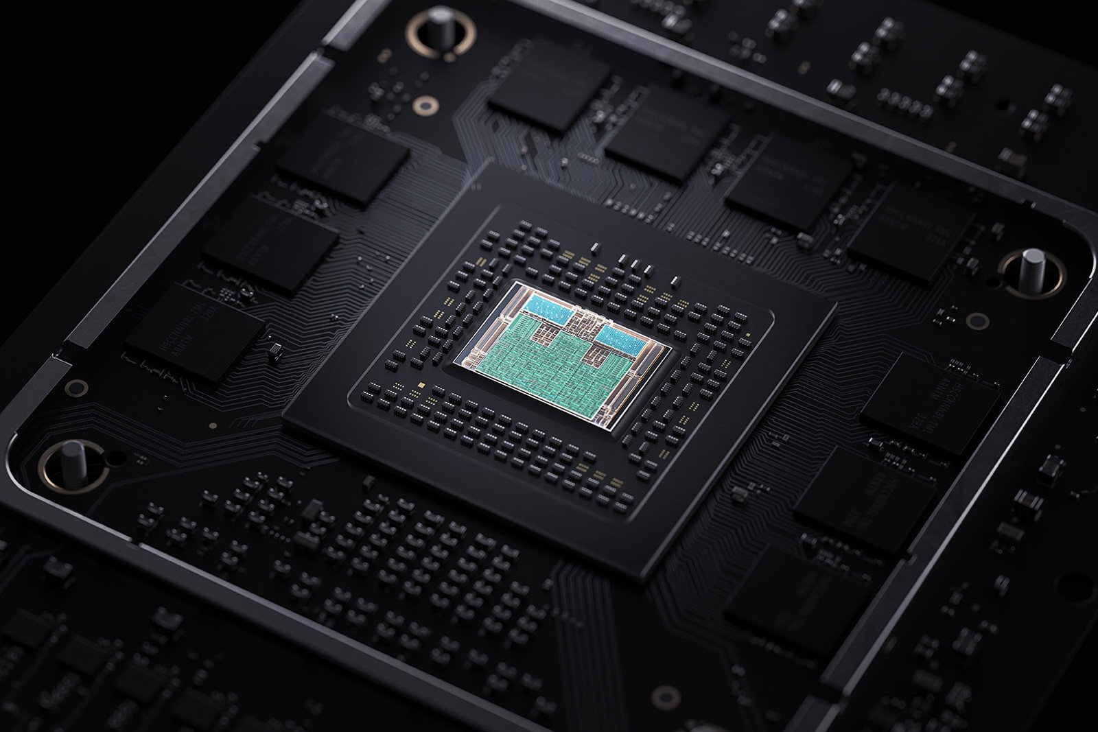 A hacker stole and leaked the Xbox Series X graphics source code | DeviceDaily.com