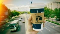 Embattled Luckin Coffee sees wild surge as customers scramble to cash in on free drink vouchers