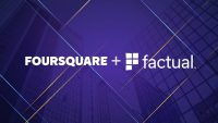 Factual And Foursquare Merge To Become Location Data Powerhouse