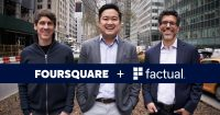 Foursquare and Factual merge, CEO Shim to lead combined company