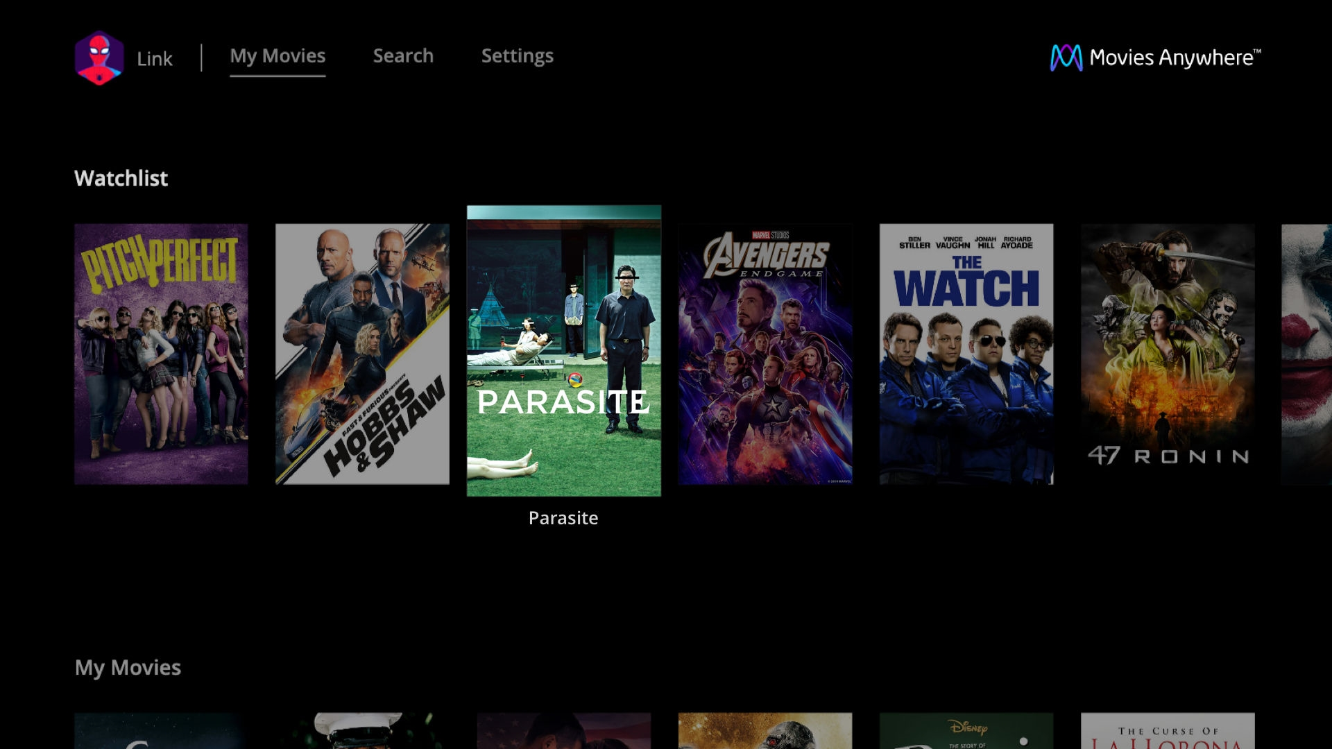 LG TVs add a Movies Anywhere app   DeviceDaily.com