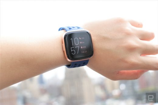 Stanford, Scripps and Fitbit try using wearables to detect infections