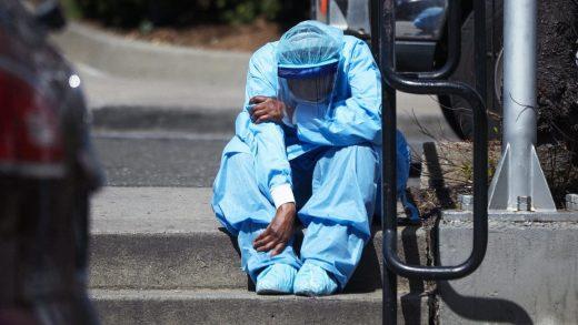 The U.S. betrayed the healthcare workers fighting the coronavirus