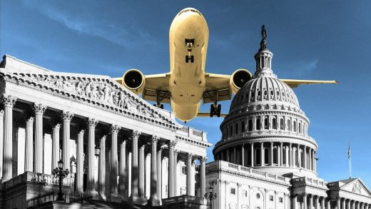 The airlines, due to get huge bailout, have spent more than $300M on lobbying since the last one