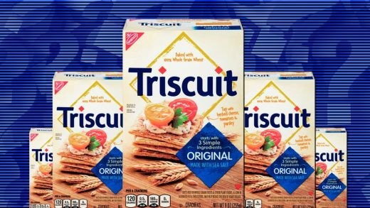 Turns out the word 'Triscuit' doesn't mean what you think it means