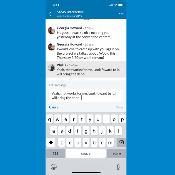 Amid virus-era messaging boom, LinkedIn rolls out new chat features | DeviceDaily.com