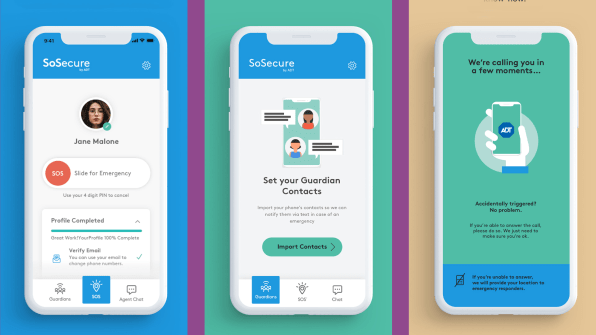 This free safety app lets domestic violence victims secretly call for help during lockdowns | DeviceDaily.com