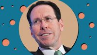 AT&T CEO Randall Stephenson is stepping down