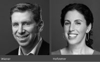 Ad Veterans Wiener, Hofstetter Step In To Lead Profitero