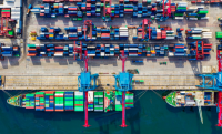 How the Tech Revolution Is Reshaping Shipping and Logistics