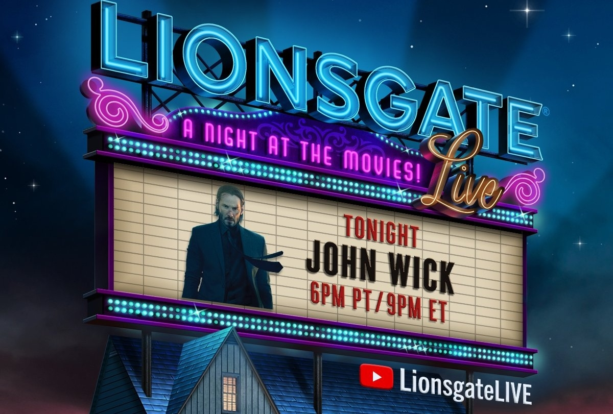 Lionsgate is streaming 'John Wick' for free on YouTube at 9 PM ET | DeviceDaily.com