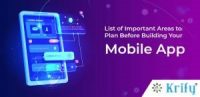 Make a Plan Before Building Your Mobile App