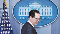 Oops: Treasury asks public companies to return coronavirus loans