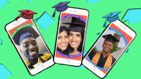 Oprah saved Facebook's graduation ceremony to remember