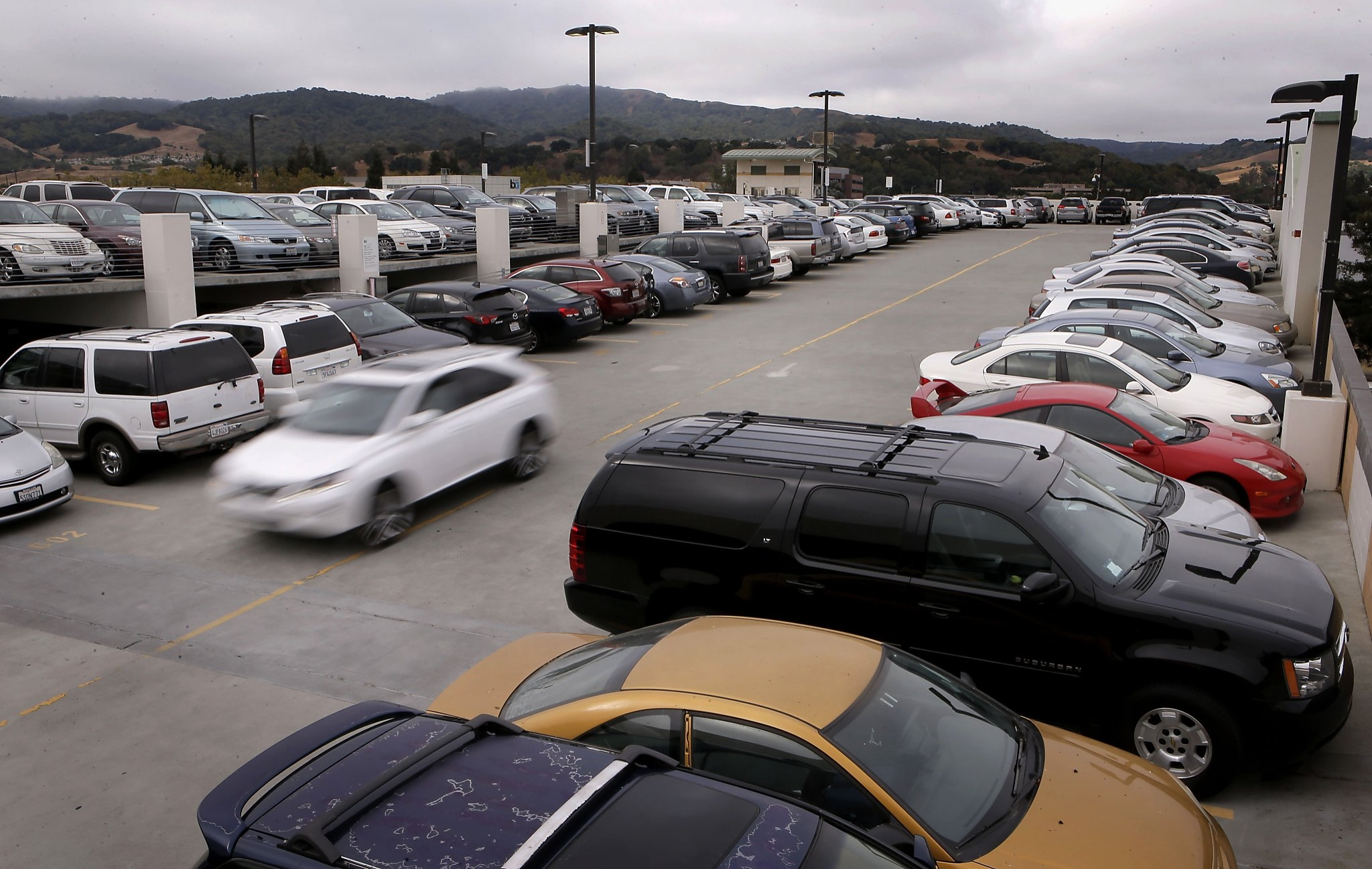 Parking Lots Are Turning Into Waiting Lots, Plus Other Changes and Patterns | DeviceDaily.com