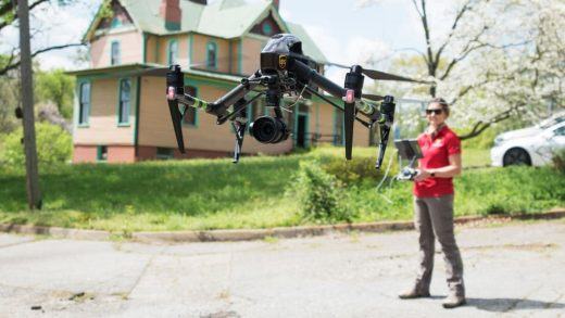 Prescription delivery by UPS drone? CVS customers in this Florida retirement community can try it