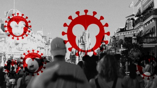 'Severe illness and death': COVID-19 disclaimer accompanies reopening of parts of Disney World