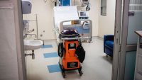 The unsung heroes of the COVID-19 crisis? Robots