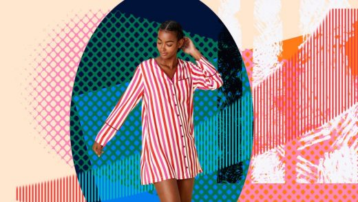 These pajama sets are so chic, you could get away with wearing them on a Zoom call