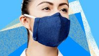 This science-backed face mask made by an MIT-founded fashion brand is the best we've found yet