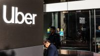 Uber reports stunning quarterly loss as Dara Khosrowshahi points to 'early signs' of a rebound