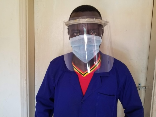 This Ugandan startup turns plastic waste into construction materials and COVID face shields | DeviceDaily.com