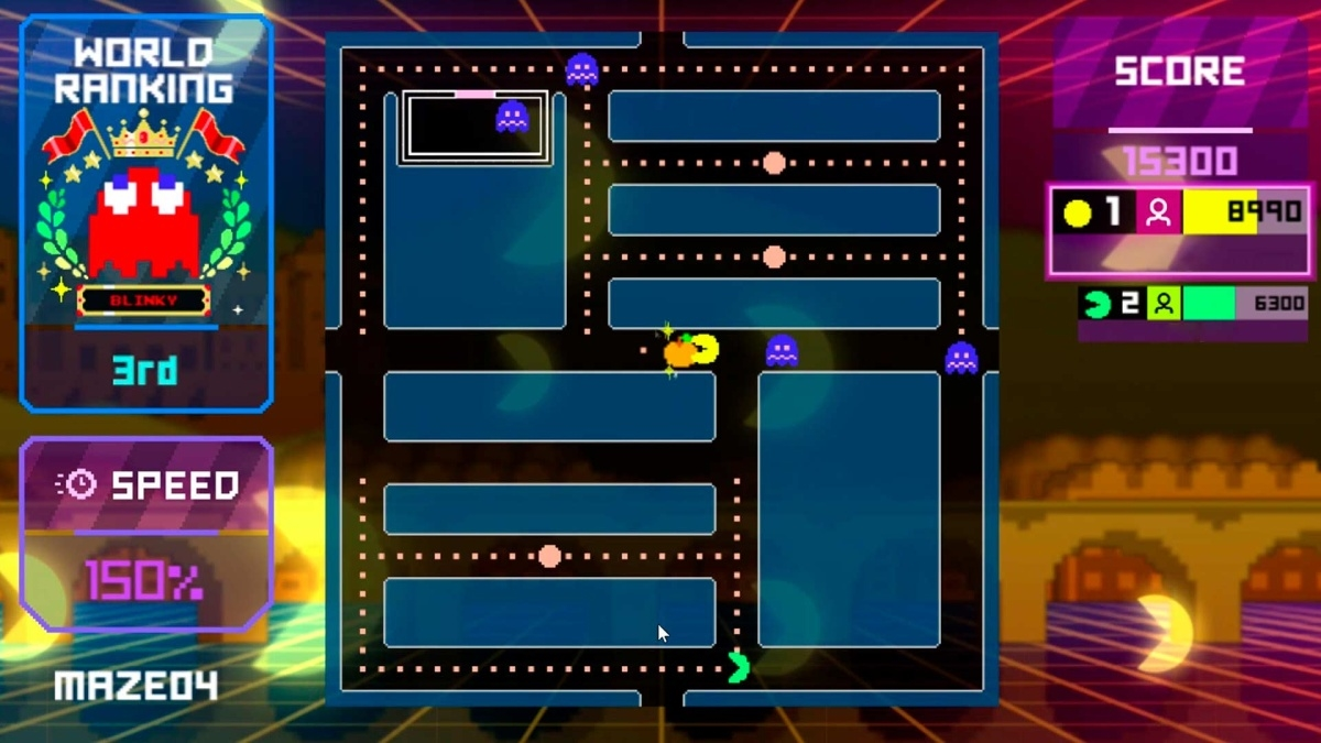 Amazon's multiplayer Pac-Man game is made for Twitch streaming | DeviceDaily.com